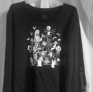 Nightmare Before Christmas Jr. 2x Sweatshirt